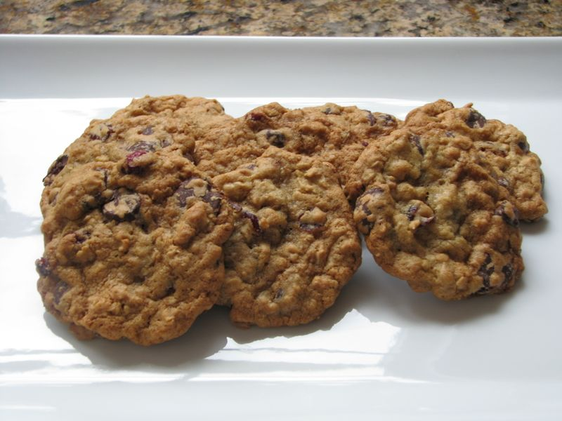 Nannie's Oatmeal Cookies