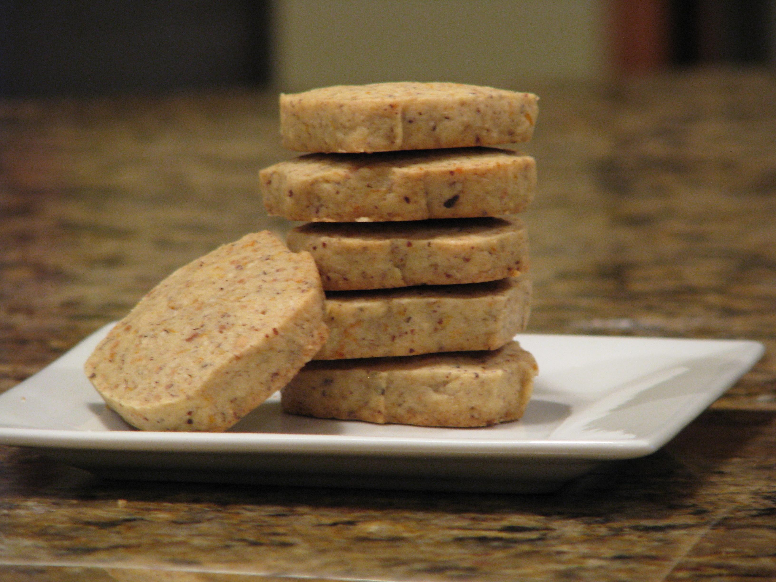 Recipes for hazelnut cookies