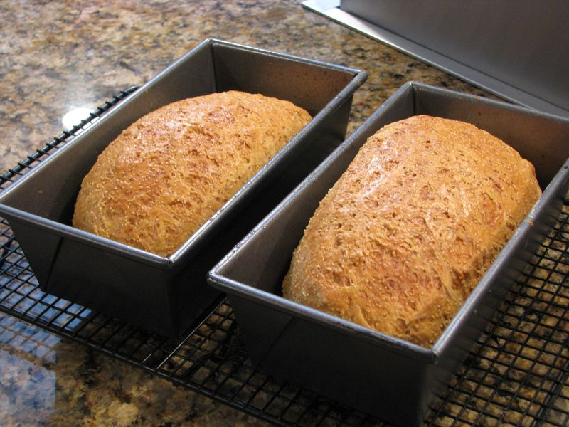 Anadama Bread at www.friendsfoodfamily.com
