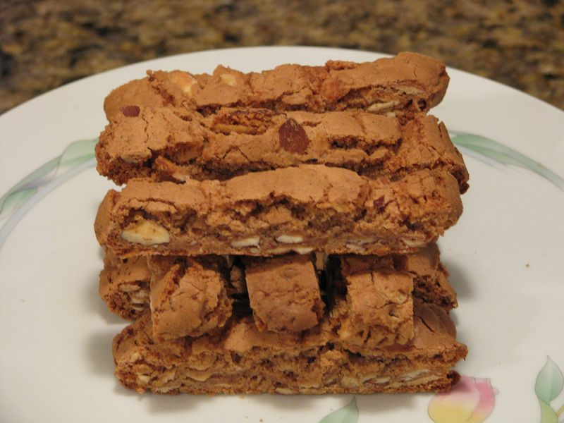 Angie's Almond Bars