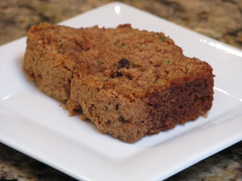 Mom's Zucchini Bread @ www.friendsfoodfamily.com