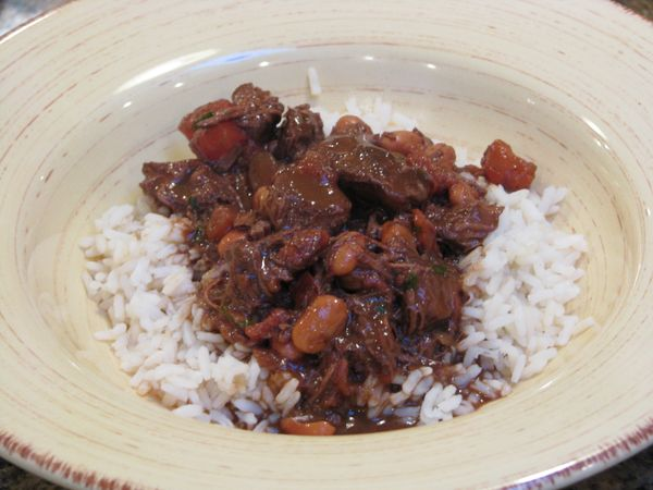 Coffee and Chocolate Braised Short Ribs - Friends Food Family