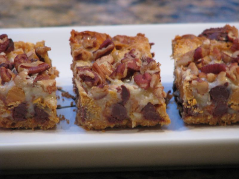 Seven Layer Bars at picture trish