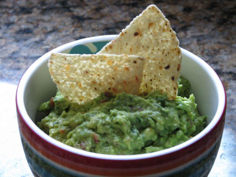 Killer guacamole at www.friendsfoodfamily.com