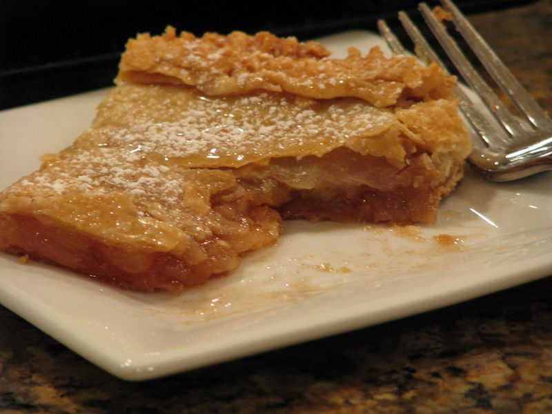Cook's Apple Slab Pie @ www.friendsfoodfamily.com