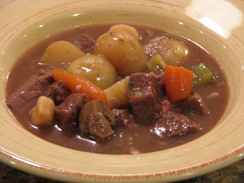 Beef Stew at Friends Food Family