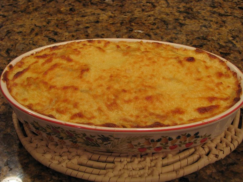 Moroccan Spiced pastitsio 2 at Friends Food Family