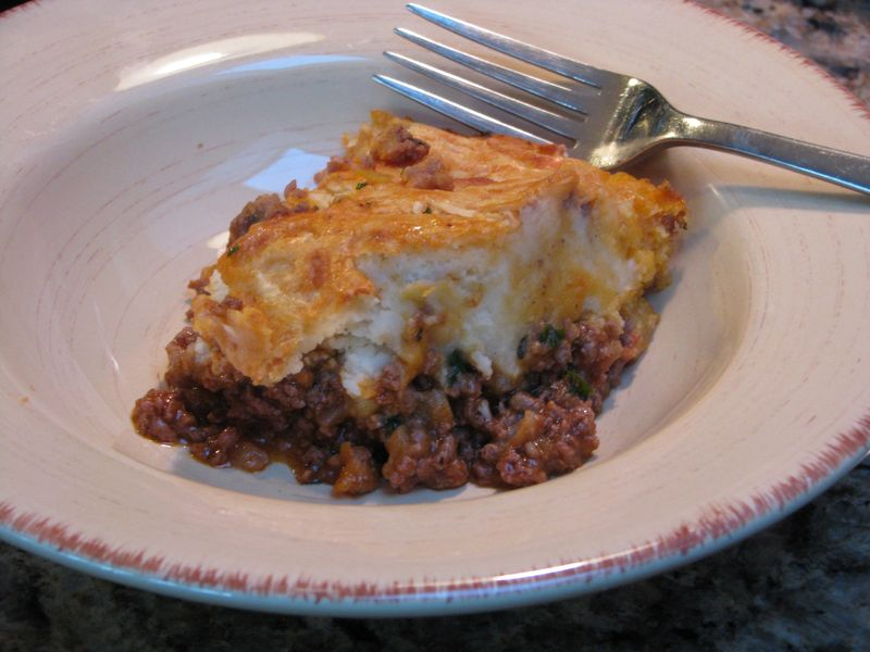 Shepards Pie - Hachis Parmentier at Friends Food Family
