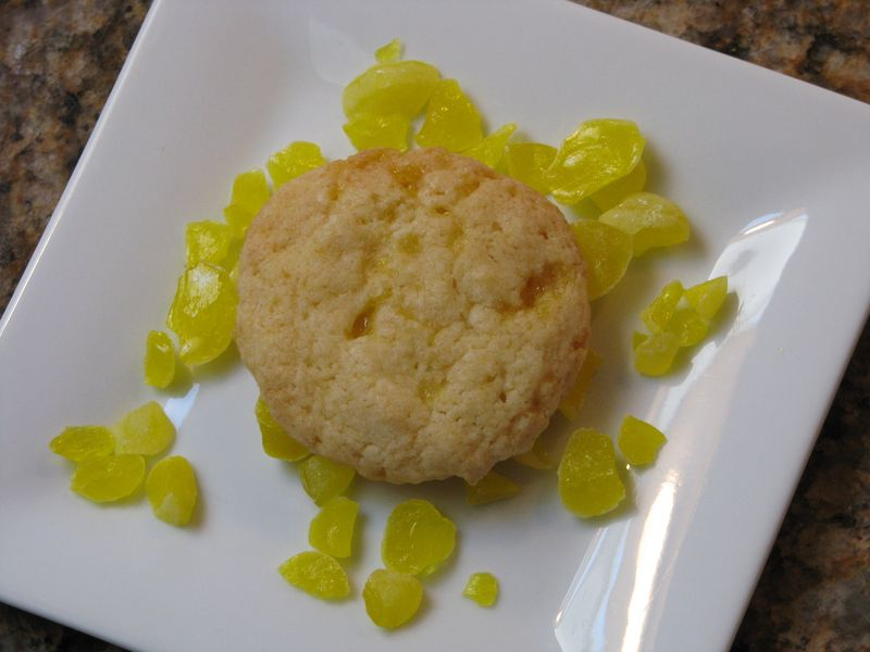 Lemon Drop Cookies at www.friendsfoodfamily.com