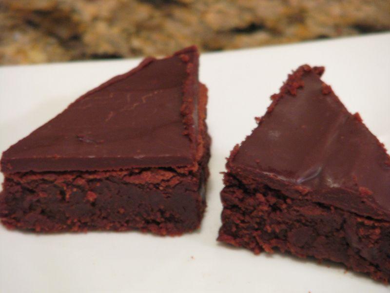 Chocolate Stout Brownies @ friendsfoodfamily.com