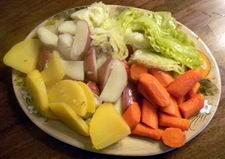 Irish vegetables @ friendsfoodfamily