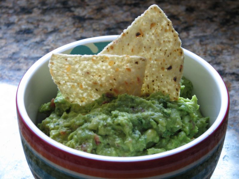 Killer guacamole at www.friendsfoodfamily.com