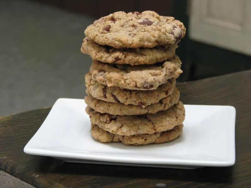 Neiman Marcus Chocolate Chip Cookies at friendsfoodfamily.com