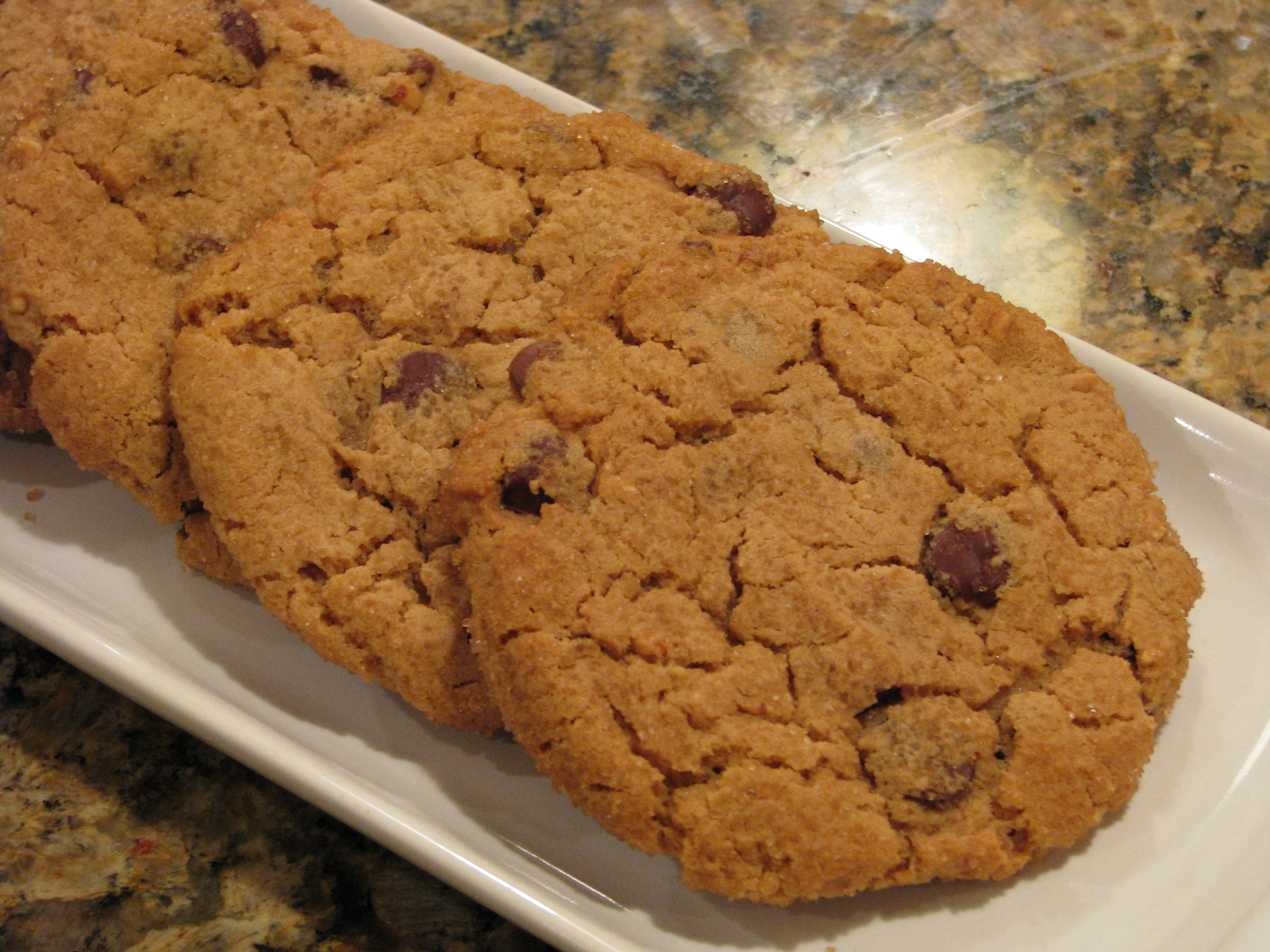 Crunchy Chocolate Cookies Recipes — Dishmaps