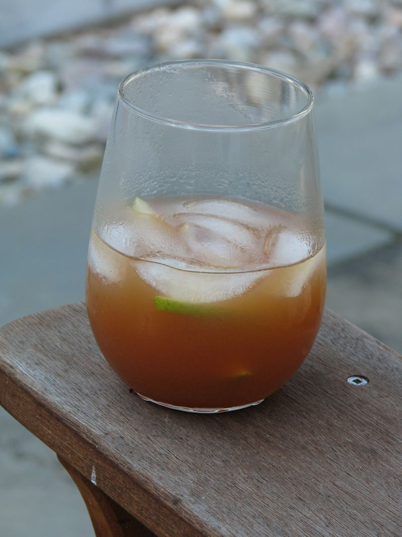 Zen Sangria @ FriendsFoodFamily.com