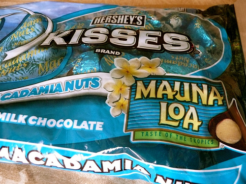 Macadamia Nut Kisses