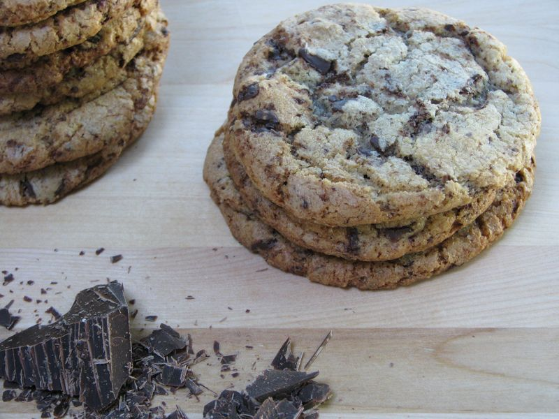 Jacques Torres Chocolate Chip Cookie Recipe @ FriendsFoodFamil.com
