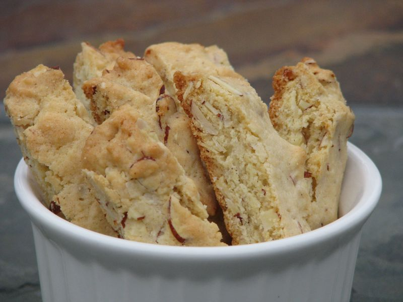 Tozzetti (like Biscotti) @ FriendsFoodFamily.com