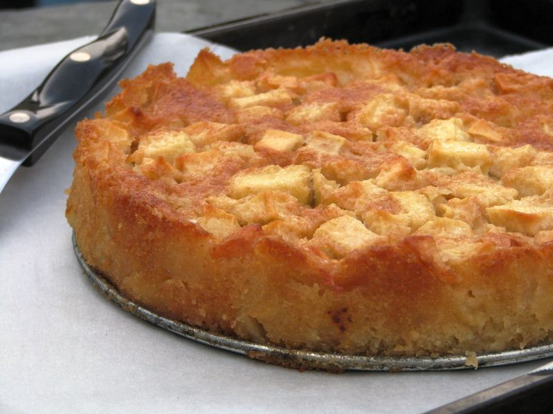 Apple Cake at Friendsfoodfamily.com