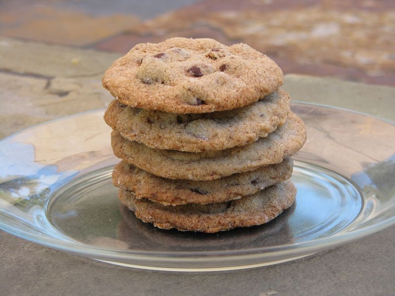 Mocha Cinnamon Chocolate Chip Cookies at Friends Food Family