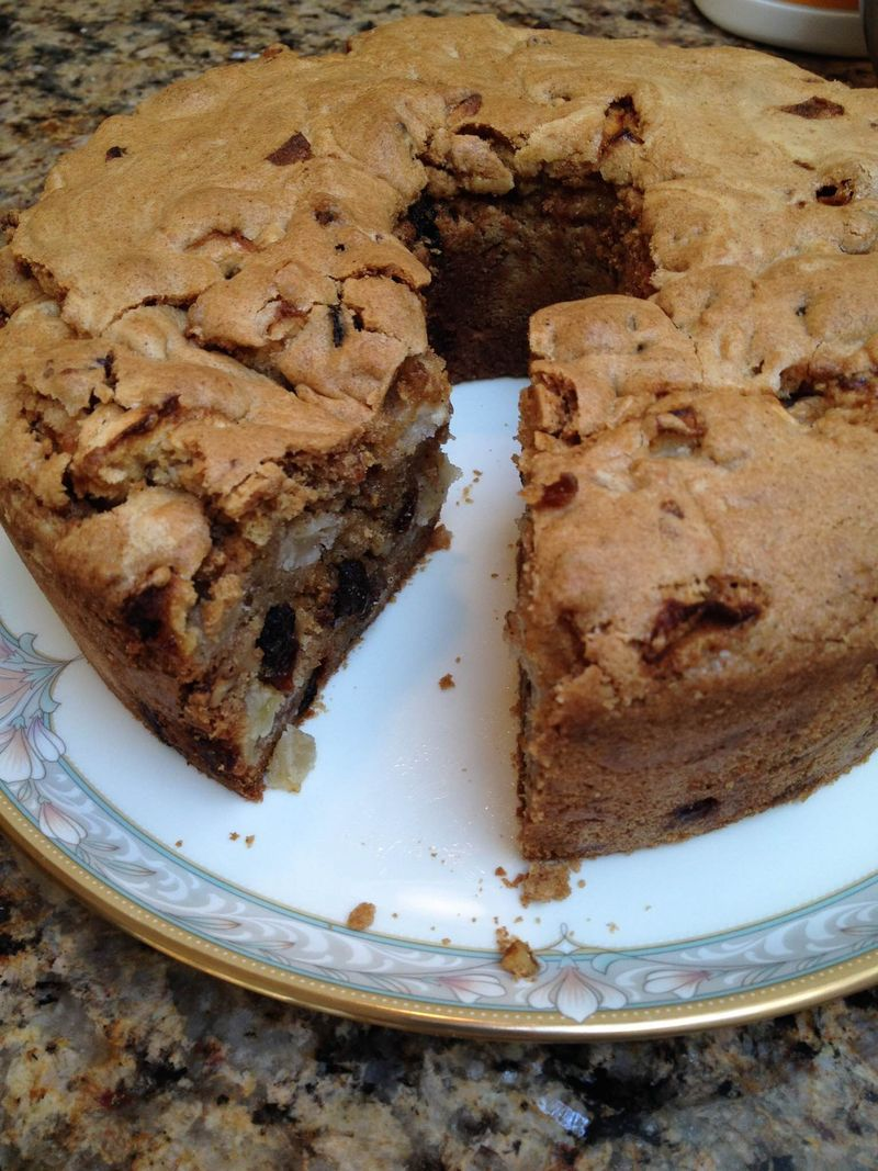Extremely Moist Apple Cake at Friends Food Family