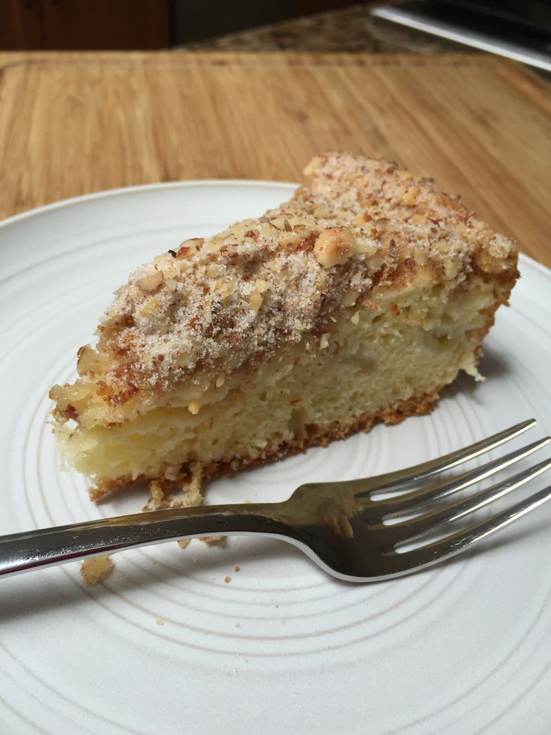 Tuscan Apple Cake with Friends Food Family