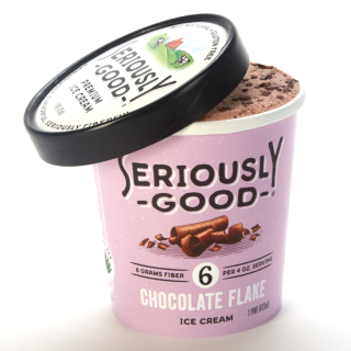 Seriously goodice cream