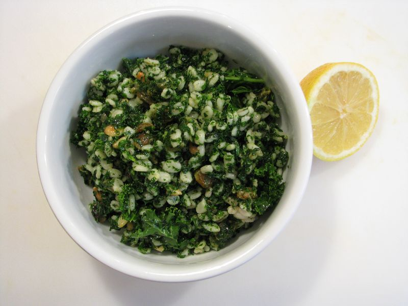 Lemony-Barley-Salad-with-Kale-Pesto-at-Friends-Food-Family