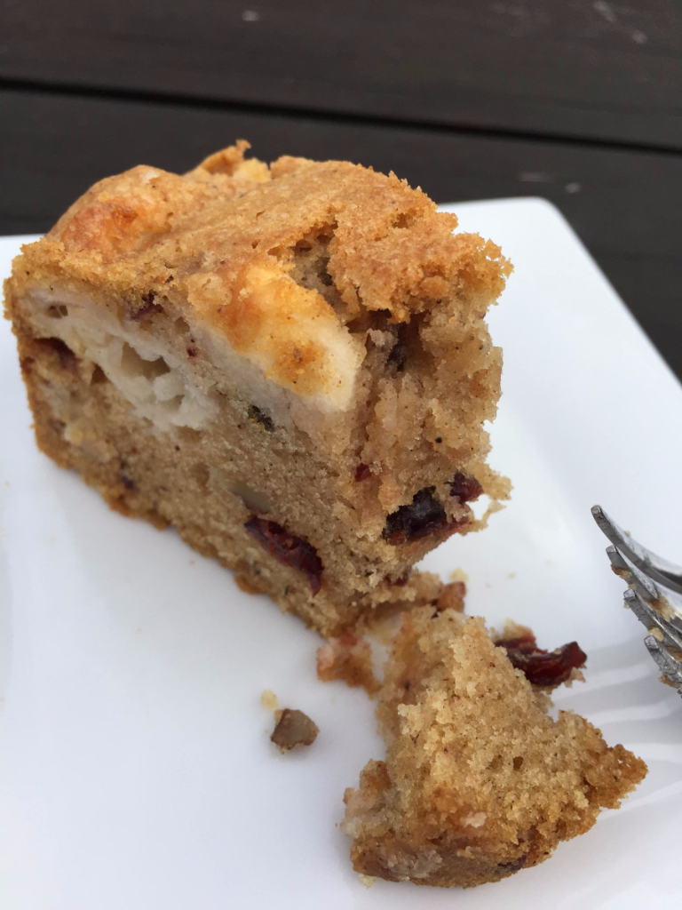 Easy Apple Cake Recipe by Friends Food Family